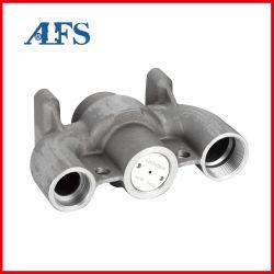 Regulador de gas/Vingve reductora de presión válvula de control/Ale un mínimo de estrés en la válvula de acero inoxidable Min/válvula de presión mínima (H42X-16L)