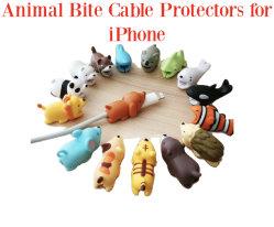 ملحق حامل USB لحماية كابل عض الحيوانات الصاعقة