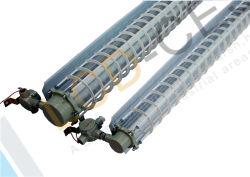 Explosieveilige TL-lamp 18W 28W 36W 38W 56W 72W 78W voor zone 1 en 21 zone 2 en 22 gevaarlijke locatie Waterbestendig stofbestendig IP65, olie- en gasinstallatie licht