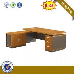L форма вишневого цвета Исполнительный Стол письменный стол современной мебели