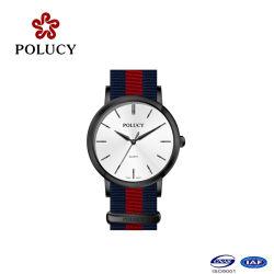 La moda de la banda de la OTAN personalizada Watch correa de nylon Pulseras Relojes Watch