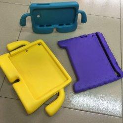 カスタム耐久のエヴァのゴム製注入の泡のAnticollision子供のiPadの携帯電話のタブレットのバンパーの箱