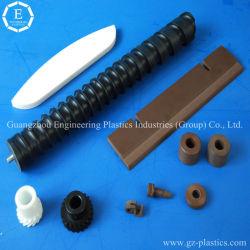 Acessórios de engenharia Custom UHMW-PE Polietilenos Produtos Parafuso Plástico