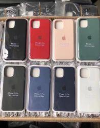 1:1 오리지널 품질의 휴대폰 케이스 실리콘 휴대 전화 커버