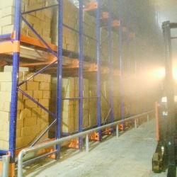 Pallt горячеканальной системы для установки в стойку для хранения продуктов питания