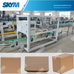 Machine de conditionnement haute vitesse automatique pour les coutures boîte en carton