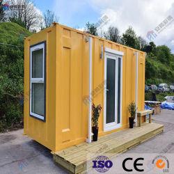 Золотой поставщик оцинкованной стали структуры стандартный контейнер дома