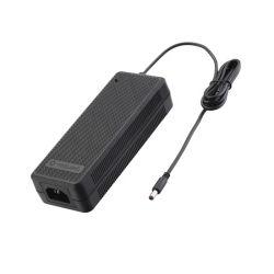 محول تيار متردد AC عالمي للكمبيوتر المحمول، بقدرة 100 واط، وضع مفتاح بقدرة 12 فولت 8 أمبير مصدر طاقة لشاشة LED/كاميرا CCTV/أنظمة الإنذار
