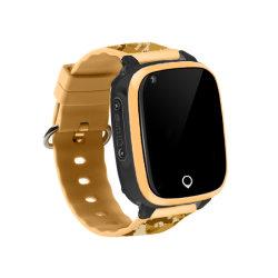 Vigilanza d'inseguimento astuta Android di Smartwatch SOS della manopola per il bambino