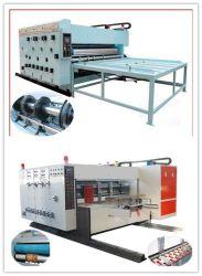 Imprimante Flexo Slotter Die-Cutter pour carton ondulé Making Machine