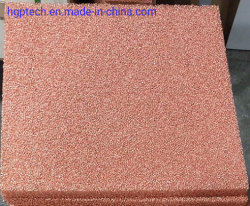 T6.0mm heißer Produkt-Kupfer-Schaumgummi für Wärmetauscher