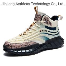 جديد القادم للبيع الساخن تصميم مريح أحذية رياضية للرجال