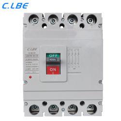 Clbm1-1500VのDCによって形成されるケースの回路ブレーカMCCBスイッチ