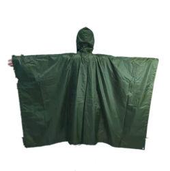 Einweg Polyester Regenmantel Erwachsene Regen Poncho PVC Regen Poncho Fischer Regenmantel Sport Regenmantel