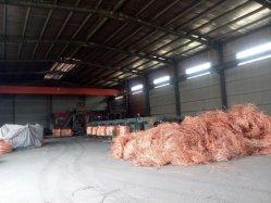 99.95% سعر الجملة نهاية الشركة المصنعة النحاس الأسلاك الخردة من الصين