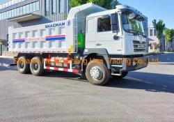 شاحنات تفريغ خفيفة بوزن 25-40 طن من زيت الشاكمان HOWO 6X4 شاحنة قلابة