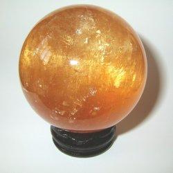 100 % de quartz de boule de cristal naturel Sphere & Points