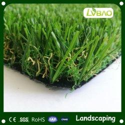 Landschaftsbequeme synthetische Einzelheizfaden-Teppich-Dekoration für Ausgangs-und Garten-Teppich-künstliches Gras