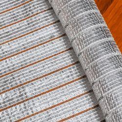 فضة [ألومينت] انتشر ضوء 75% معدّل ماء برهان زراعة [سون] ظل شبكة قماش