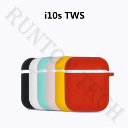 Buntes Earpods zutreffendes I10s Tws Bluetooth 5.0 Earbuds mit aufladenkasten