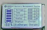 Display LCD del sensore di temperatura TN/STN
