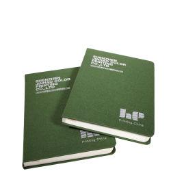 طباعة كتاب التشغيل القصير عند الطلب طباعة دفتر اليومية المخصص
