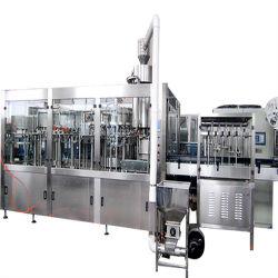 3 in 1 Sodawasser, das Plombe Maschinerie herstellt Preis festzusetzen/kleiner gekohlter Getränk-mit einer Kappe bedeckender Produktionszweig/mischendes System