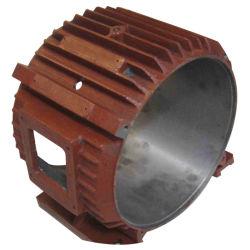Moteur électrique du châssis en aluminium OEM avec l'usinage CNC