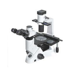 Microscopio ottico trinoculare Infinito biologico invertito MCS-Ib100