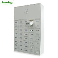 Закрутить шкаф для хранения / стальной шкафчик/ промышленности школьной мебели