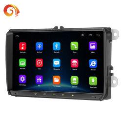 Tactile plein écran miroir pour autoradio stéréo Bluetooth lecteur de DVD du système