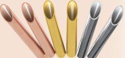 コンデンサーのためのC68700真鍮の管、ASTM B111海軍本部の真鍮の管および熱交換体との海水の脱塩のためのCuNiの管(C70600 C71500の銅のニッケル)