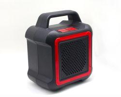 5.0小型携帯用無線Bluetoothのスピーカーの正方形公園の音楽プレーヤーのステレオ音響ボックス