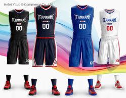 Scherer konzipieren spät mehrfaches Basketball-Kleid des Kindes der Frauen der Farben-Männer