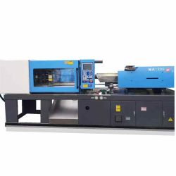 Einspritzung-Maschinerie für Plastikmaschinerie-haitianische Tonnen Ma120 verwendete Spritzen-Maschine