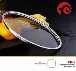P Тип 5мм коричневый закаленное стекло крышки для мгновенного нагнетательного цилиндра