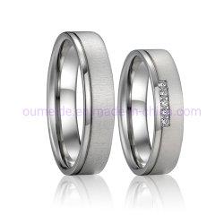 Boda moda de los anillos de servilleta anillos de compromiso para la Mujer