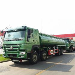 Sinotruk HOWO 8X4 310CV 24 Modelo de camión cisterna de combustible cbm Zz1317M4667D1