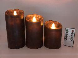 Светодиодный индикатор аккумулятора при свечах с аккумуляторами пульта ДУ