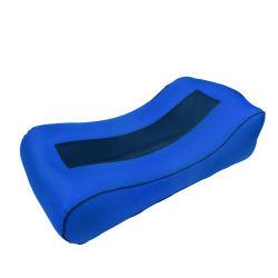 Lit gonflable paresseux sofa gonflable portatif de pliage de plein air du matériel d'atterrissage