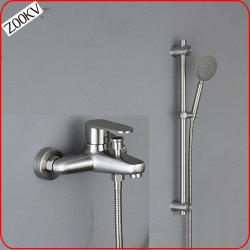 304 Aço inoxidável / Casa de Banho Acessórios Acessórios de precipitação de chuva mão torneira da cabeça do conjunto do painel da coluna de chuveiro