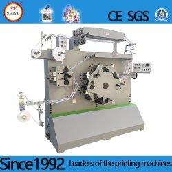 De volledige Automatische Flexibele Printer van het Etiket van het Lint van het Satijn van de Stof
