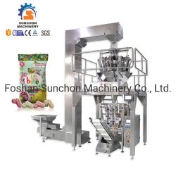 Machines van de Verpakking van het Voedsel voor huisdieren van het Huisdier/van de Kat van de hond De Automatische