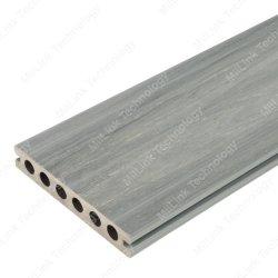WPC Co-Extrion Decking 바닥은 140 * 22mm 옥외용 바닥입니다
