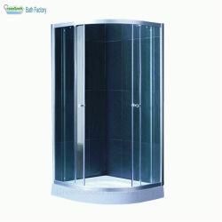 Роскошные ванные комнаты 800мм квадрант европейского замкнутые душевые комнаты кабины
