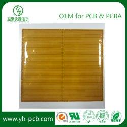 Настраиваемые гибкие печатные/FPC Ассамблеи медь/Алюминий/Тин для светодиодного ЖК-дисплей