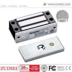 60kg (120lbs) Mini armoires électriques verrou d'accès de verrouillage magnétique