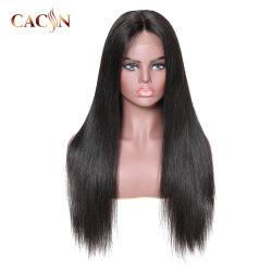 Оптовая торговля классическом стиле Dyeable человеческого волоса в полной мере долго фигурные Wig