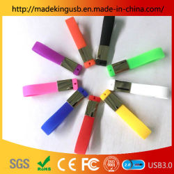 2019 شعار USB محمول مقاوم للمياه ومقاوم للصدمات مخصص للبلاستيك محرك أقراص محمول/ذاكرة USB