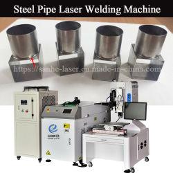De automatische Machine van het Lassen van de Laser van de Transmissie van de Vezel voor Roestvrij Koolstofstaal
